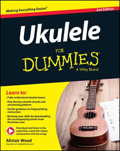 Обложка «Ukulele For Dummies»