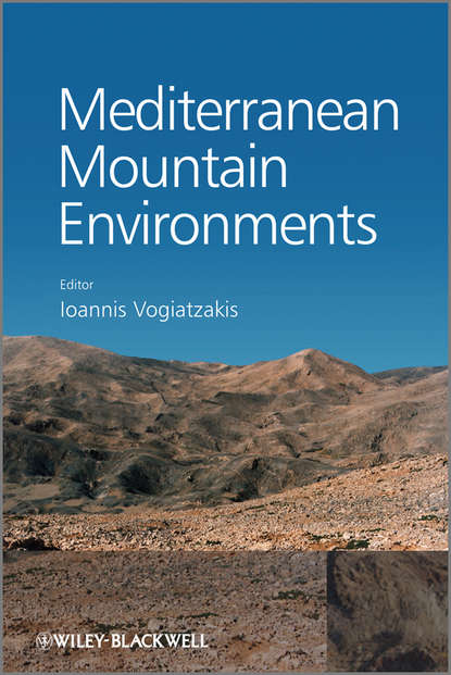 Обложка «Mediterranean Mountain Environments»