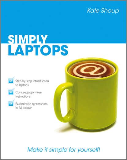 Обложка «Simply Laptops»
