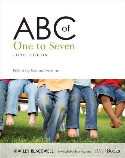Обложка «ABC of One to Seven»