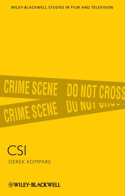 Обложка «CSI»