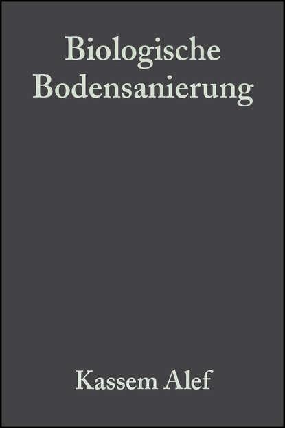 Обложка «Biologische Bodensanierung»