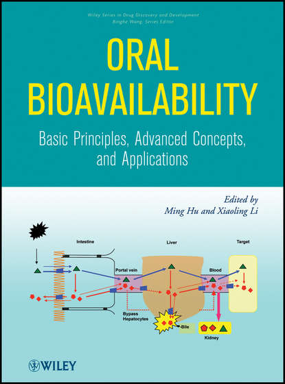 Обложка «Oral Bioavailability. Basic Principles, Advanced Concepts, and Applications»