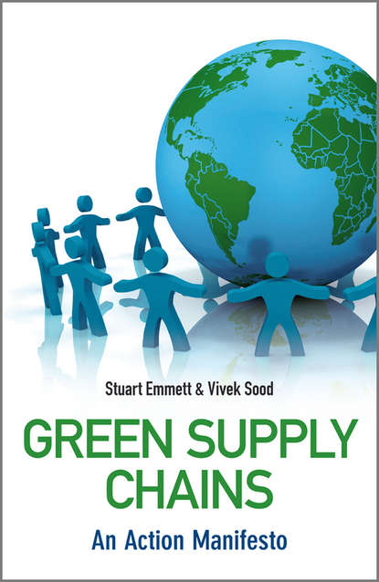 Обложка «Green Supply Chains. An Action Manifesto»
