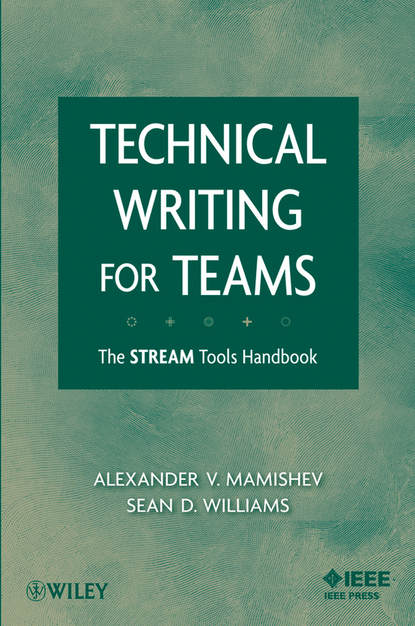 Обложка «Technical Writing for Teams. The STREAM Tools Handbook»