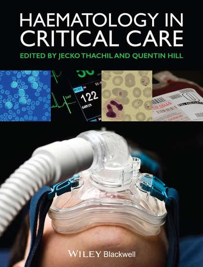 Обложка «Haematology in Critical Care. A Practical Handbook»