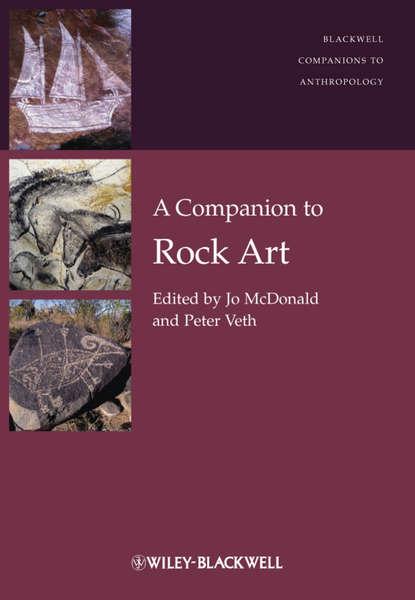 Обложка «A Companion to Rock Art»