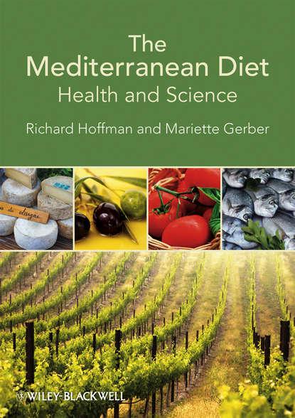 Обложка «The Mediterranean Diet. Health and Science»