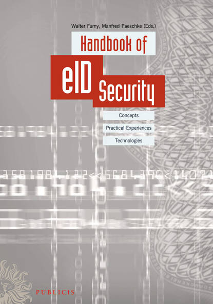 Обложка «Handbook of eID Security. Concepts, Practical Experiences, Technologies»