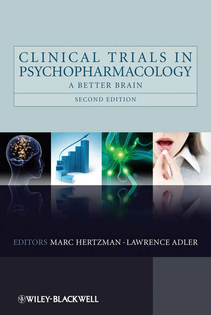 Обложка «Clinical Trials in Psychopharmacology. A Better Brain»