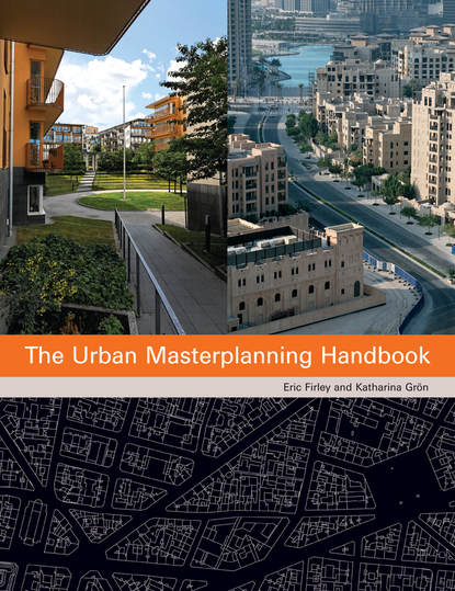 Обложка «The Urban Masterplanning Handbook»