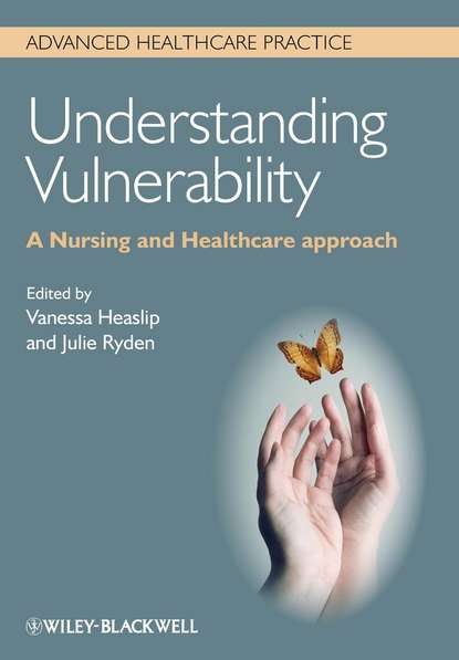 Обложка «Understanding Vulnerability. A Nursing and Healthcare Approach»