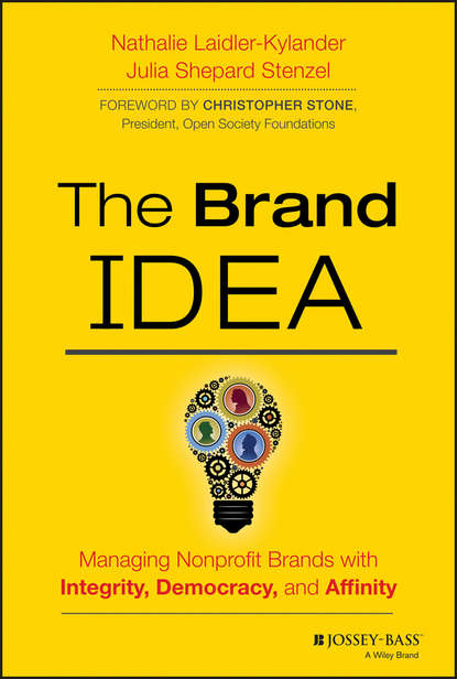 Обложка «The Brand IDEA. Managing Nonprofit Brands with Integrity, Democracy, and Affinity»