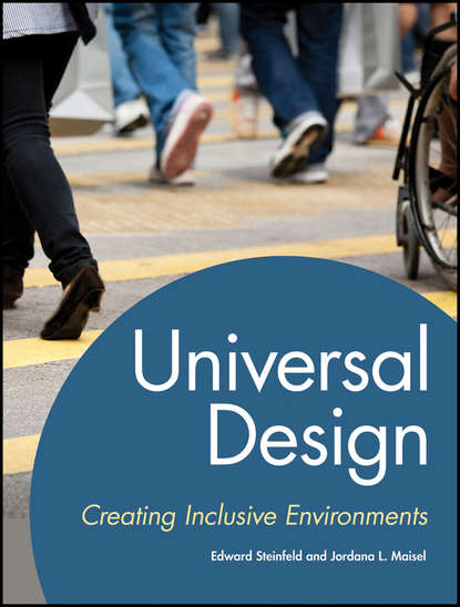 Обложка «Universal Design. Creating Inclusive Environments»