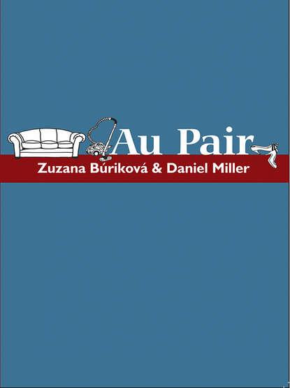 Обложка «Au Pair»