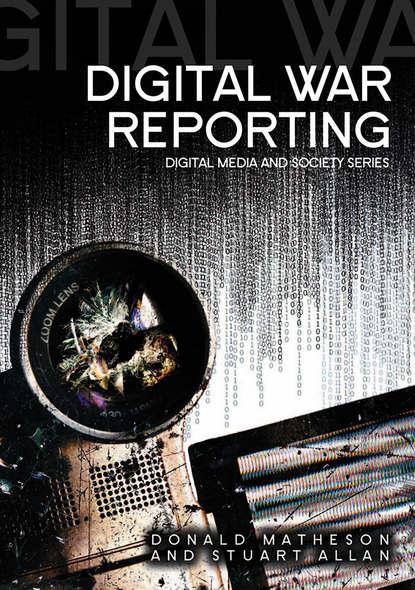 Обложка «Digital War Reporting»