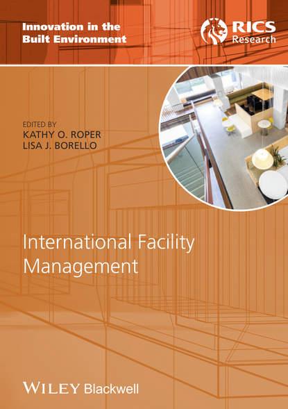 Обложка «International Facility Management»