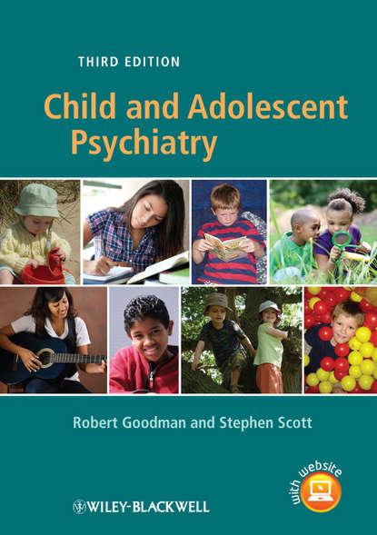 Обложка «Child and Adolescent Psychiatry»