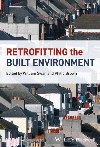 Обложка «Retrofitting the Built Environment»