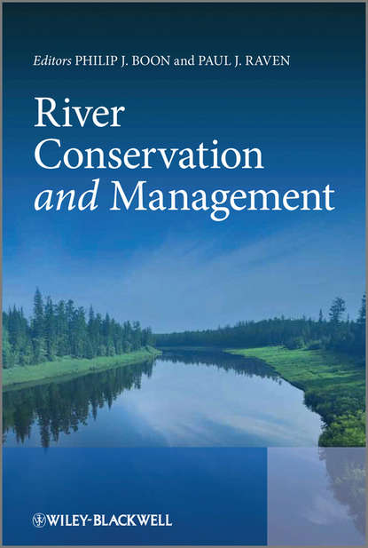 Обложка «River Conservation and Management»