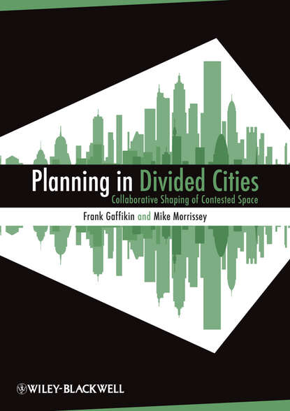 Обложка «Planning in Divided Cities»