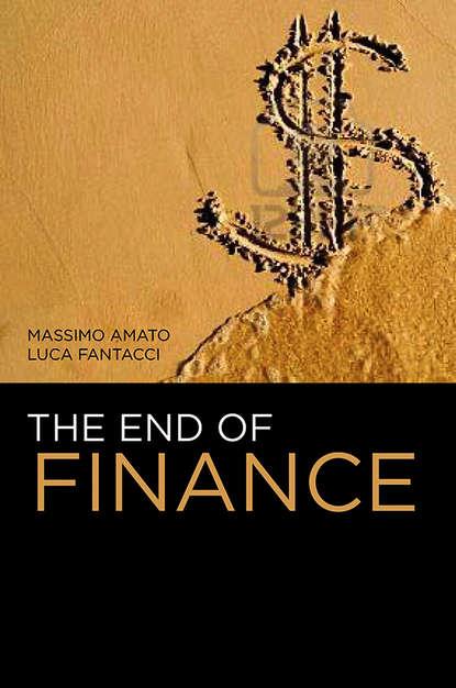 Обложка «The End of Finance»