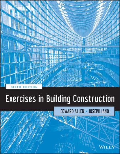 Обложка «Exercises in Building Construction»