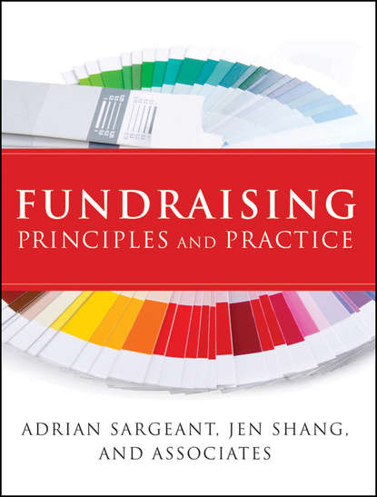 Обложка «Fundraising Principles and Practice»
