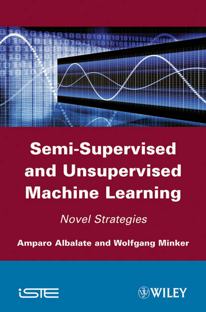 Обложка «Semi-Supervised and Unsupervised Machine Learning. Novel Strategies»