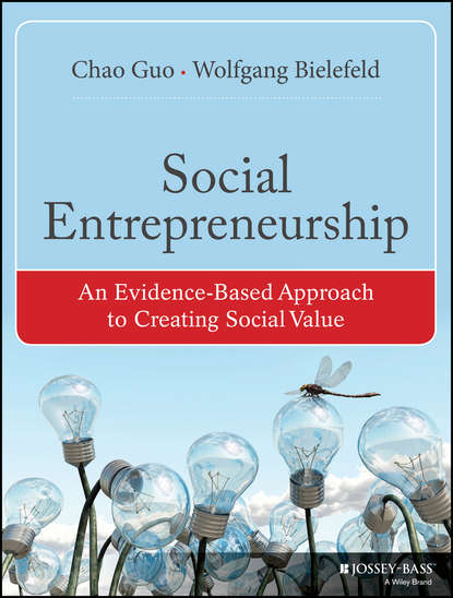 Обложка «Social Entrepreneurship. An Evidence-Based Approach to Creating Social Value»