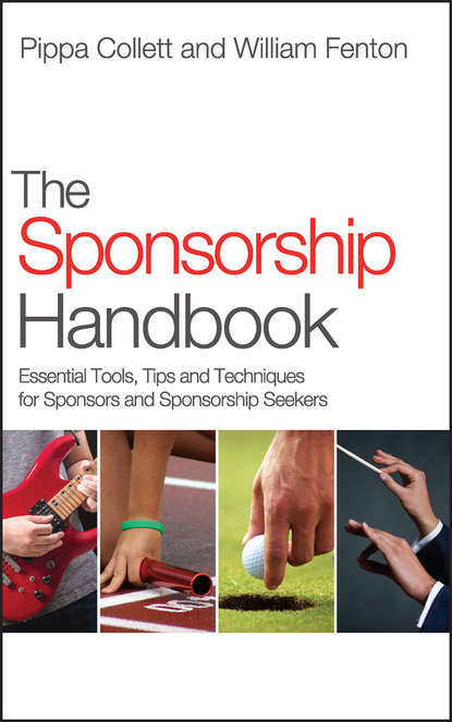 Обложка «The Sponsorship Handbook. Essential Tools, Tips and Techniques for Sponsors and Sponsorship Seekers»