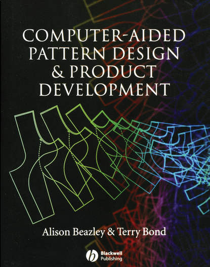 Обложка «Computer-Aided Pattern Design and Product Development»