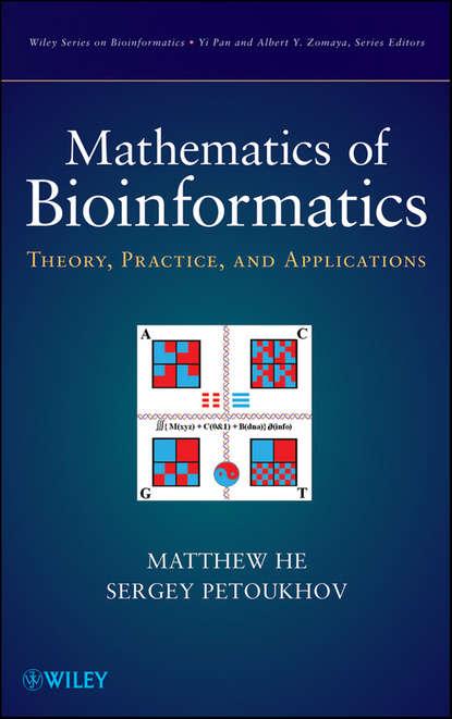 Обложка «Mathematics of Bioinformatics. Theory, Methods and Applications»