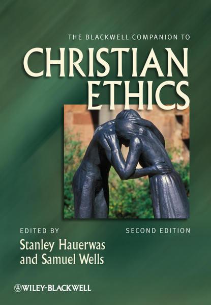 Обложка «The Blackwell Companion to Christian Ethics»