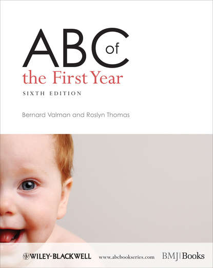 Обложка «ABC of the First Year»