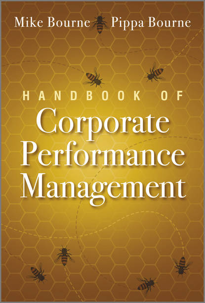 Обложка «Handbook of Corporate Performance Management»