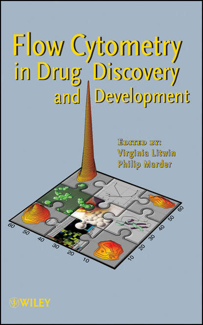Обложка «Flow Cytometry in Drug Discovery and Development»