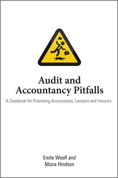Обложка «Audit and Accountancy Pitfalls. A Casebook for Practising Accountants, Lawyers and Insurers»