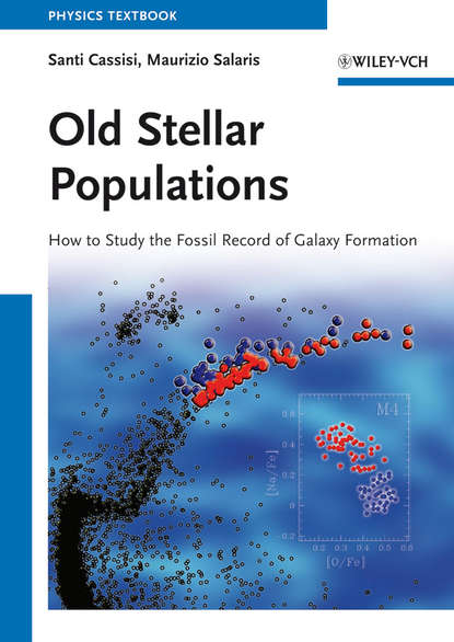 Обложка «Old Stellar Populations. How to Study the Fossil Record of Galaxy Formation»