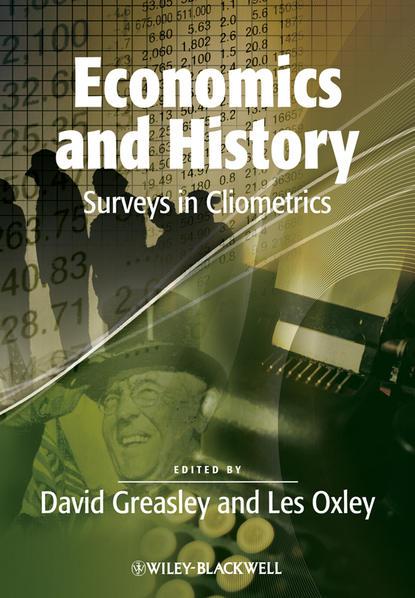 Обложка «Economics and History. Surveys in Cliometrics»
