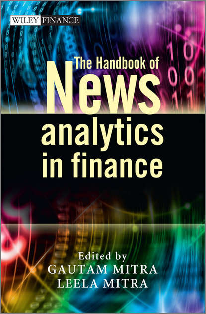 Обложка «The Handbook of News Analytics in Finance»