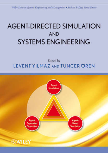 Обложка «Agent-Directed Simulation and Systems Engineering»