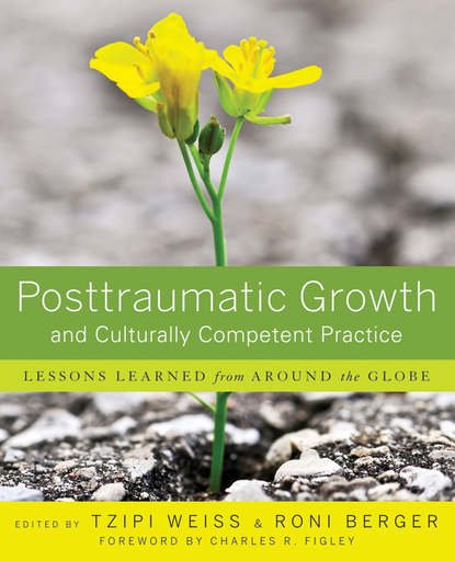 Обложка «Posttraumatic Growth and Culturally Competent Practice. Lessons Learned from Around the Globe»