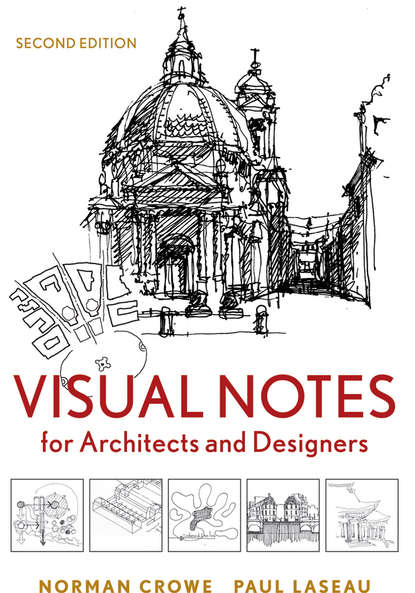Обложка «Visual Notes for Architects and Designers»