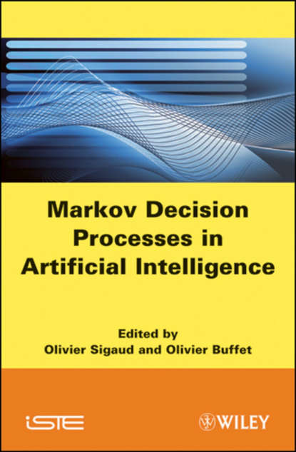 Обложка «Markov Decision Processes in Artificial Intelligence»