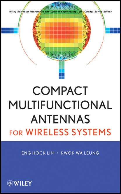 Обложка «Compact Multifunctional Antennas for Wireless Systems»