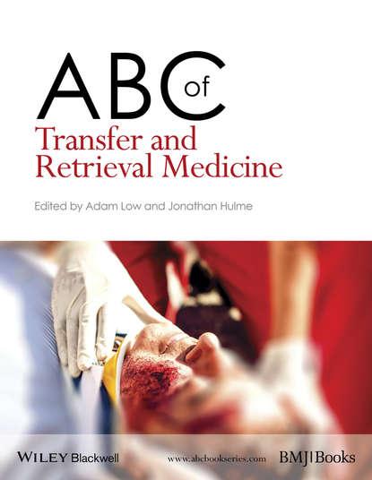 Обложка «ABC of Transfer and Retrieval Medicine»