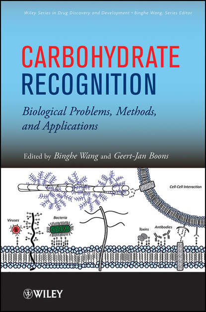 Обложка «Carbohydrate Recognition. Biological Problems, Methods, and Applications»