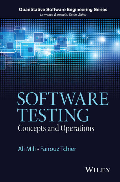 Обложка «Software Testing. Concepts and Operations»