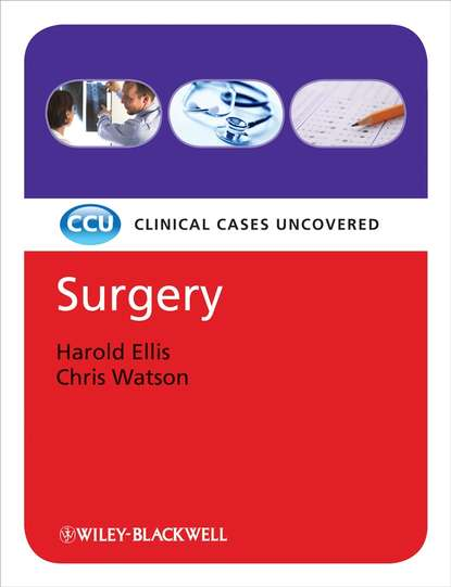 Обложка «Surgery, eTextbook. Clinical Cases Uncovered»